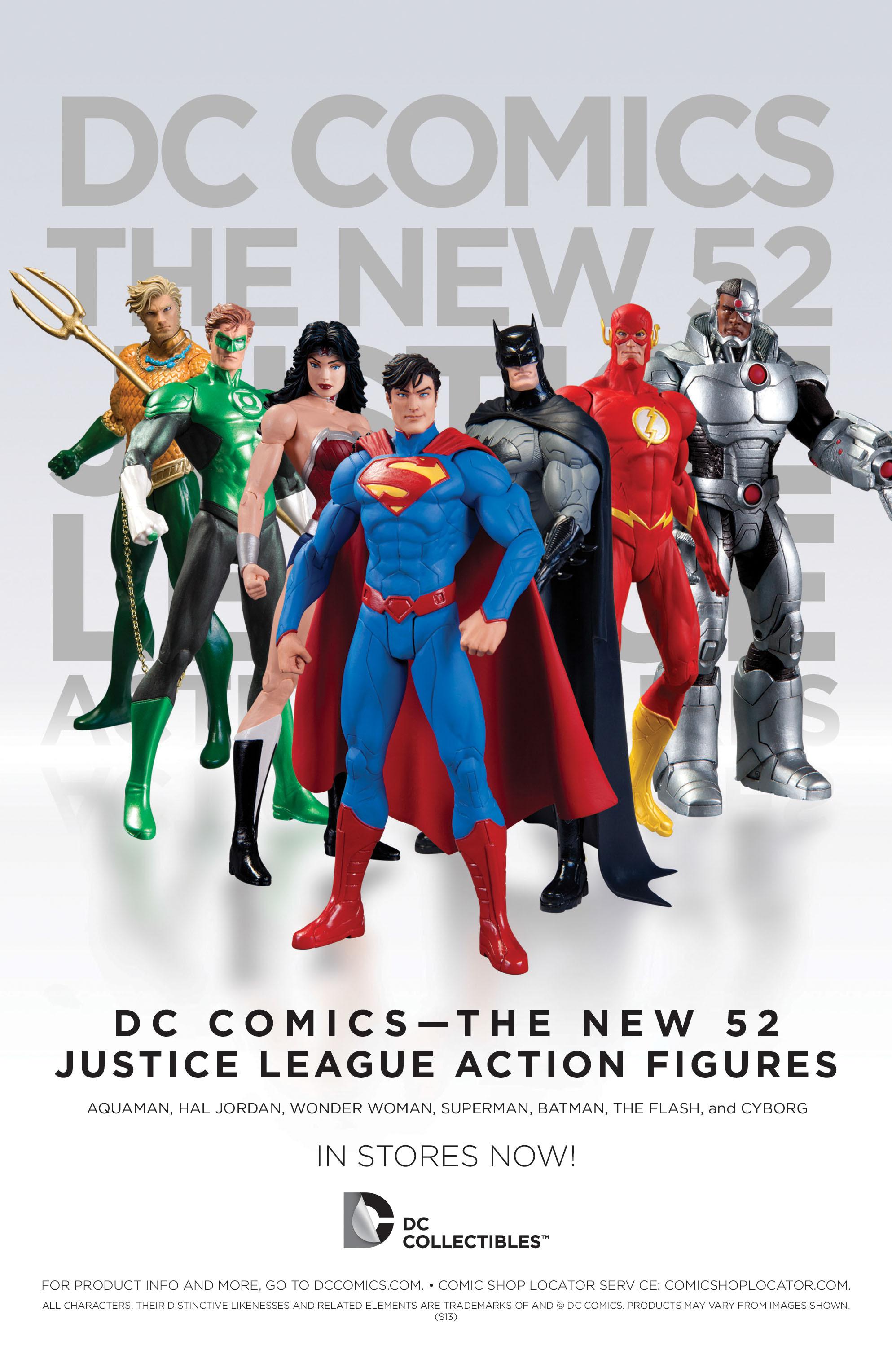 Read online Aquaman (2011) comic -  Issue #21 - 23