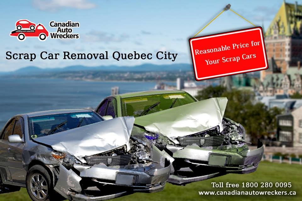 Junk Car Removal For Cash | Canadian Auto Wreckers