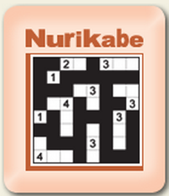 Online Nurikabe Puzzle (Logical Thinking Brain Game)