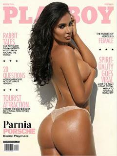 Playboy Australia - Marzo 2019