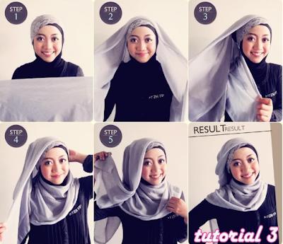 Hal yang Perlu Diperhatikan dalam Cara Memakai Hijab Segi Empat Modern