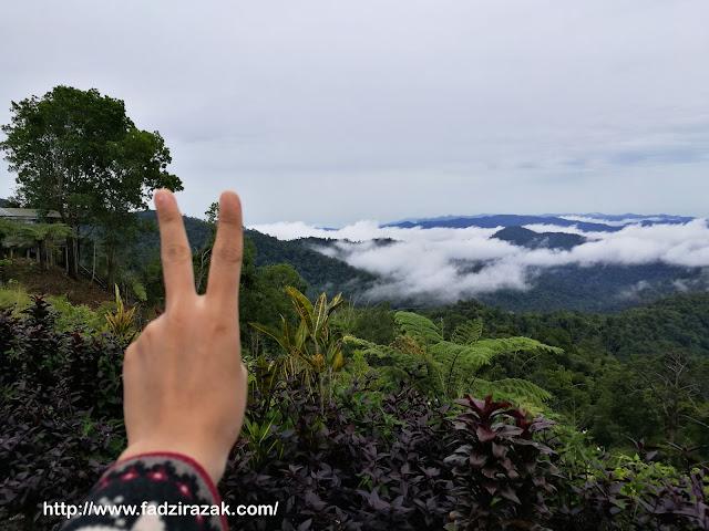 Day 6: Hentian Titiwangsa, Super 8 Hotel dan Restoran Kapitan