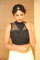 Roshni Prakash in a Sleeveless Crop Top and Long Cream Ethnic Skirt 115.JPG