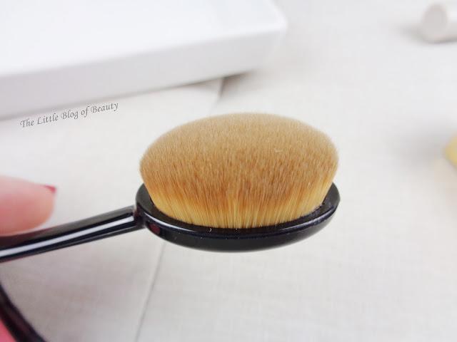 PS...Pro blending make-up brush