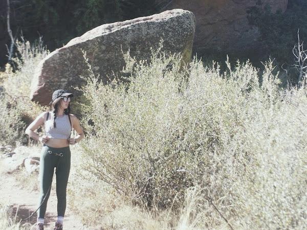 Gone Fishing (er, Hiking)