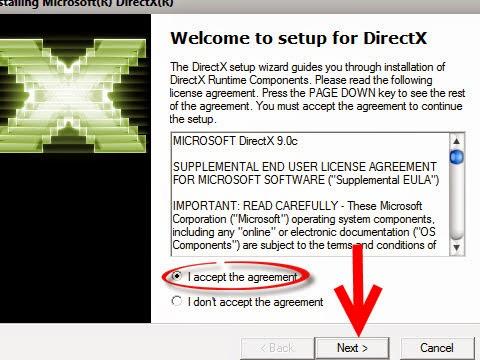 Download directx 9 for windows xp offline installer