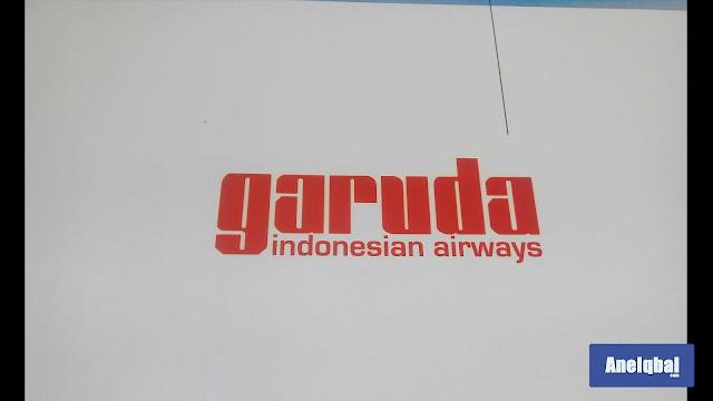 orange logotype garuda indonesia