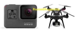 Logo Saikebon ti fa vincere GoPro Hero e Droni