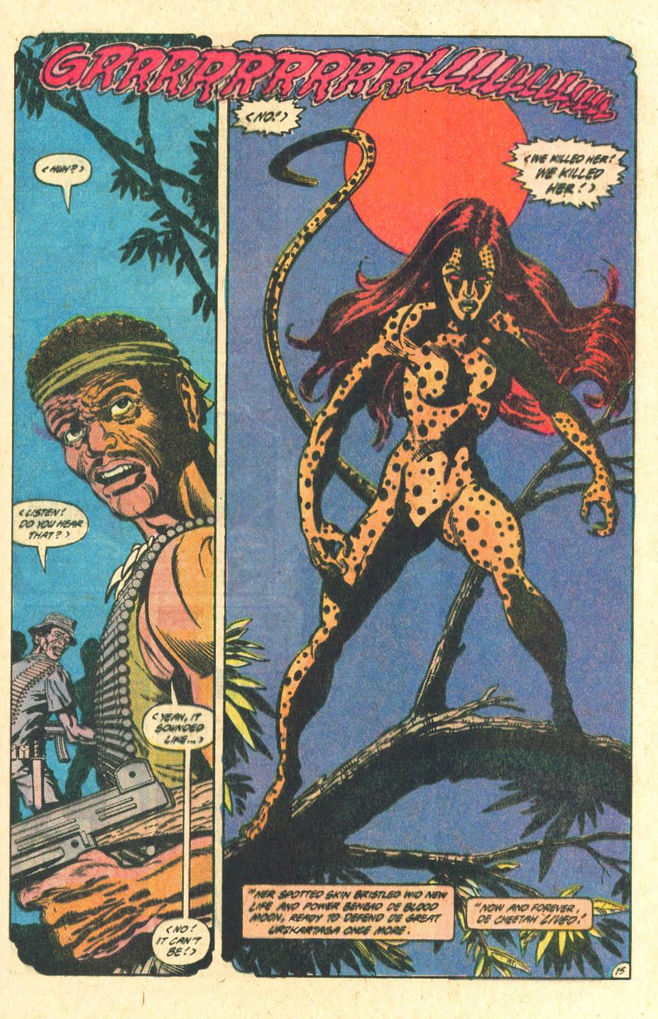 Read online Wonder Woman (1987) comic -  Issue #29 - 17
