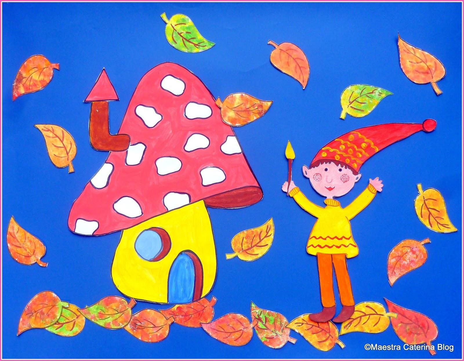 Maestra caterina il folletto dell 39 autunno for Maestra valentina accoglienza