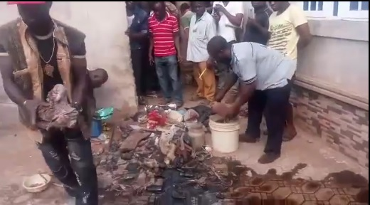 Man Accused of Using Charms to Tie People in Imo State Caught