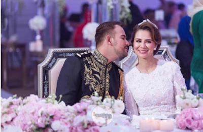 Aktor Sharnaaz Ahmad Dah Kahwin, Semoga Berbahagia Hingga Ke Jannah
