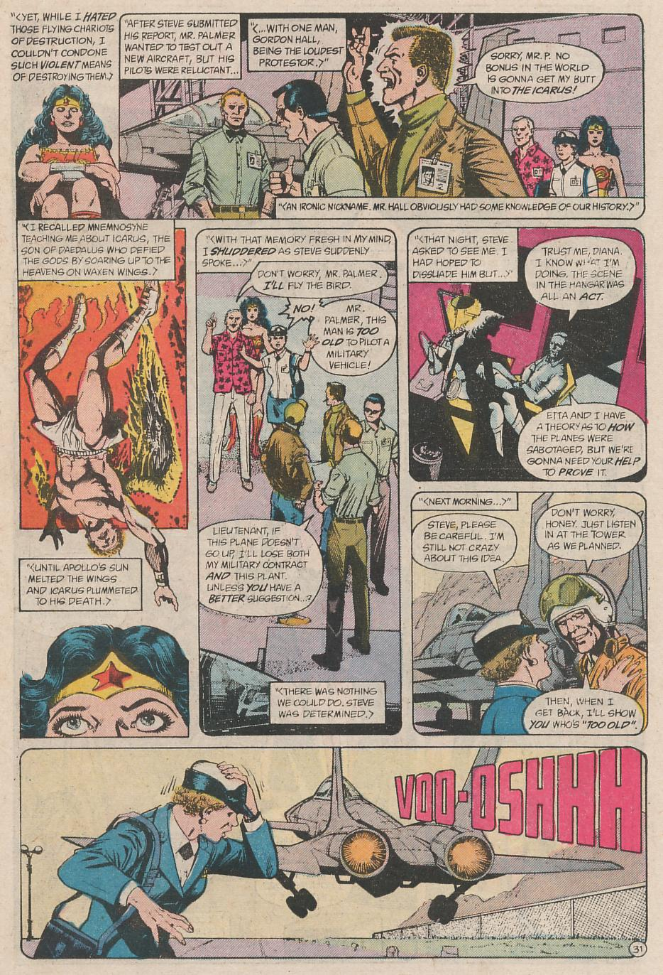 Read online Wonder Woman (1987) comic -  Issue # Annual 1 - 32