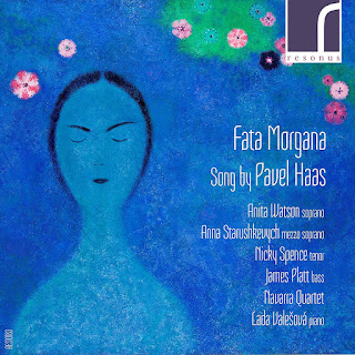 Pavel Haas - songs - Resonus Classics