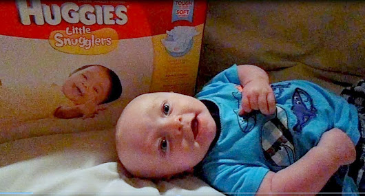 Huggies Little Snugglers Review