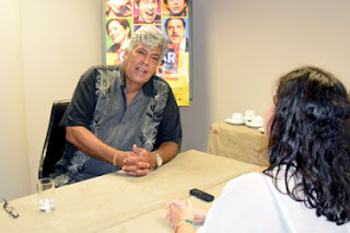 Entrevista com Sidney Magal