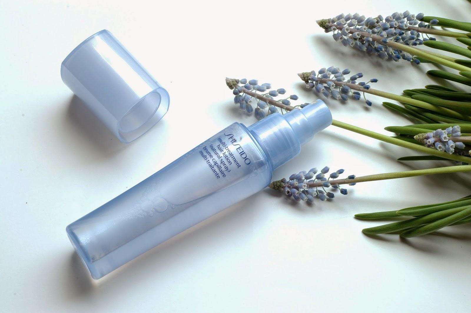 Shiseido Hair Lotion