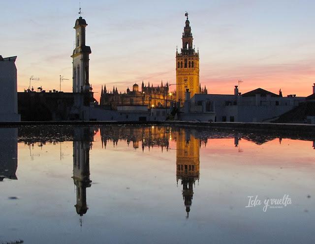 Ciudades favoritas Sevilla