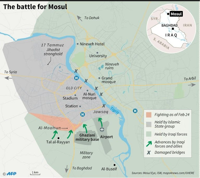 In Mosul, a long-term battle to repair Iraq's heritage