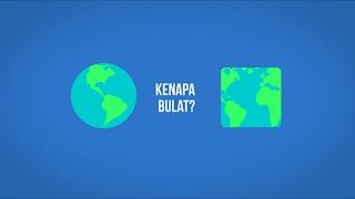 Kenapa Sih Bumi Itu Bentuknya Bulat ? Kenapa Ngga Kotak ?, Alasan Bumi Itu Bulat, Asal Usul Penyebab Bentuk Bumi Bulat