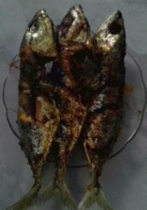 ikan goreng kembung