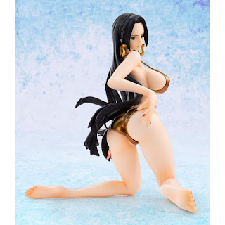 Boa Hancock Ver.BB_GOLD- P.O.P Limited Edition
