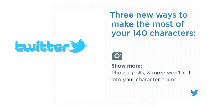 Twitter Soon Lets You Express More In 140 Characters