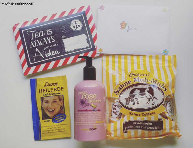 Snacks & Cosmetics from Germany