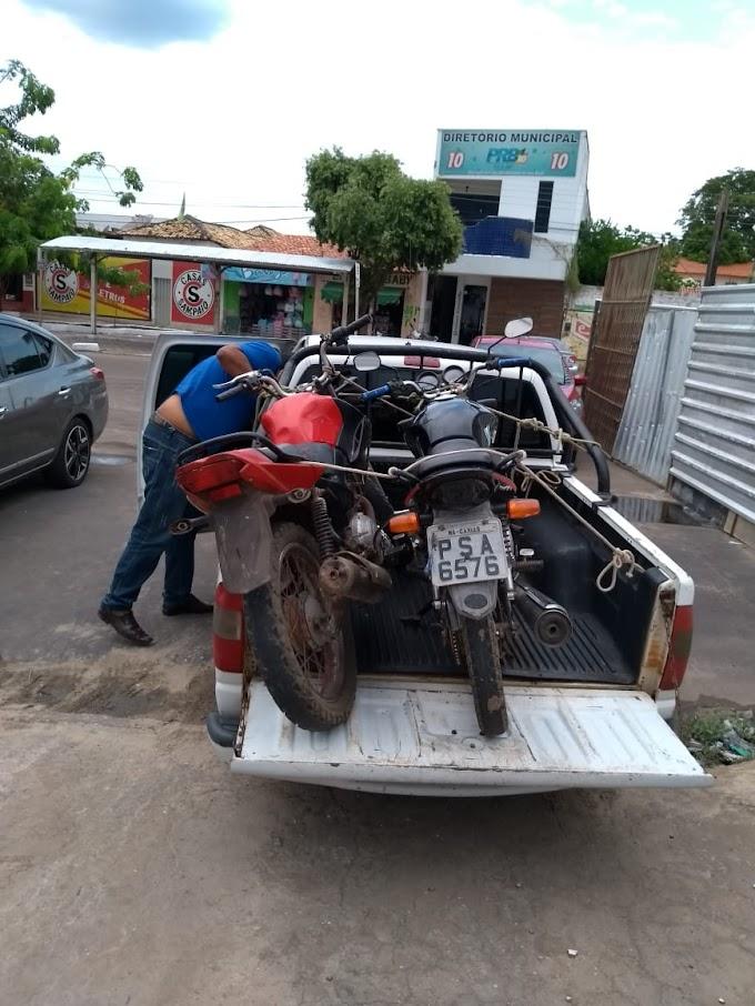 CAXIAS - Polícia Civil recupera 3 motocicletas roubadas