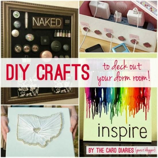 Sparkle & Mine: School Sparkle: DIY Crafts to Deck Out ...