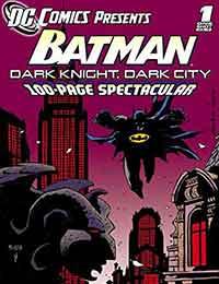 DC Comics Presents: Batman - Dark Knight, Dark City