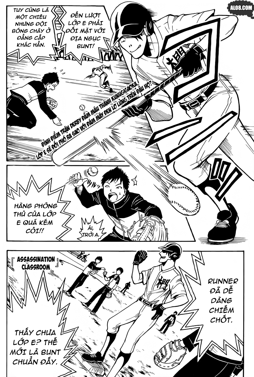 Ansatsu Kyoushitsu chap 36 trang 2