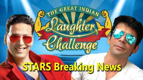The Great Indian Laughter Challenge 22nd October 2017 480p HDTV Show Download