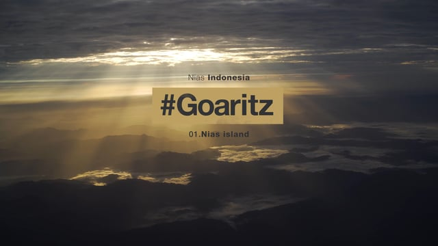 GOARITZ 2017 Nias