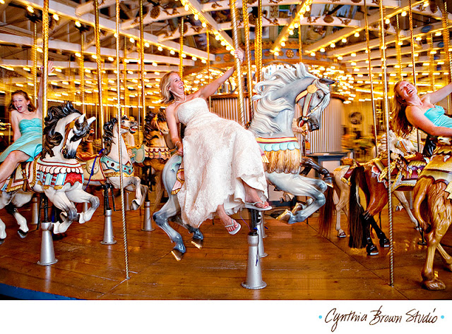 Carousel Wedding Pictures 116