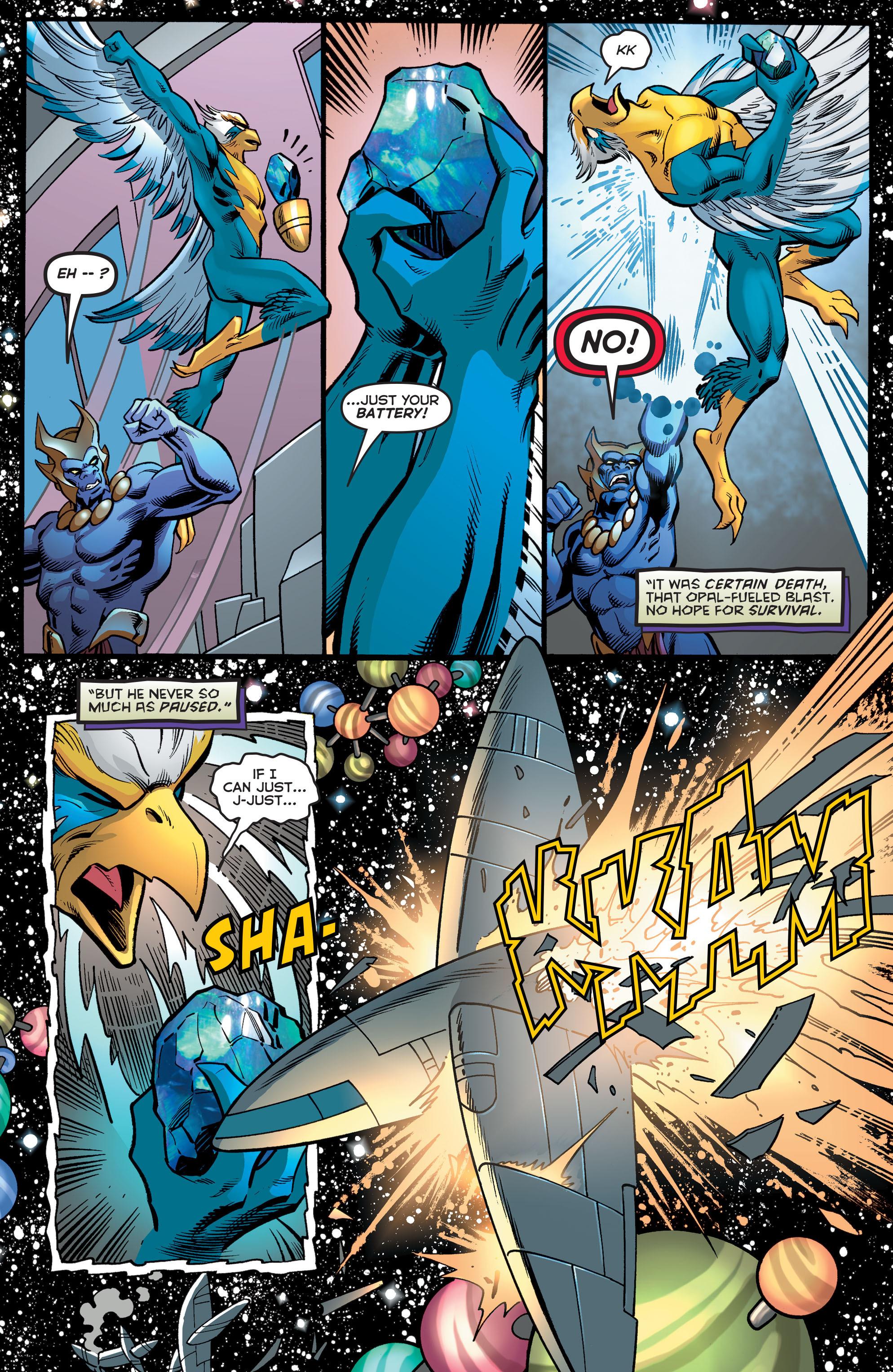 Read online Astro City comic -  Issue #17 - 20