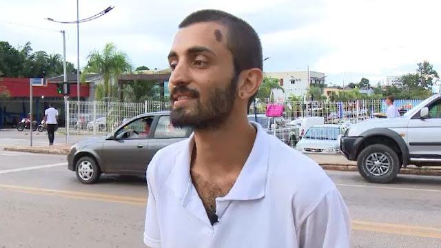 Malabarista que ganhou tênis em semáforo no Acre é aprovado no ENEM e vai cursar ciências sociais na UFAC