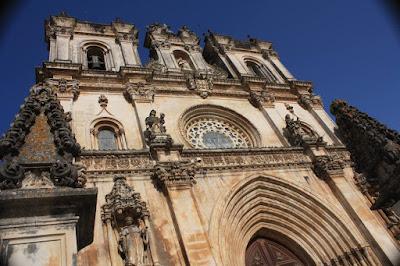 Mosteiro de Alcobaça in Portugal