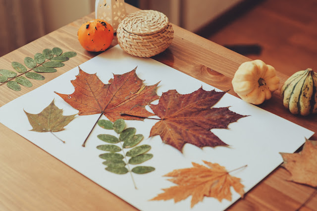 leaf fall crafts