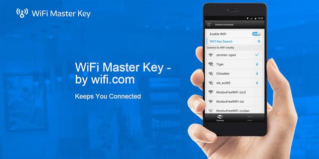تطبيق للإتصال بالشبكات Wifi بدون الحاجة إلى إدخال كلمة السرمجانا للأندرويد