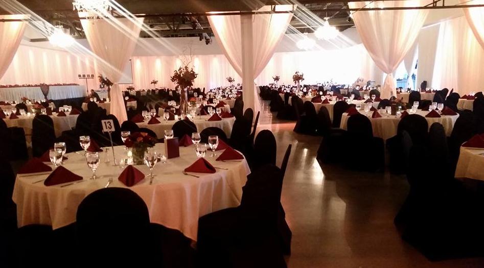 Omaha Design Center Wedding Venue