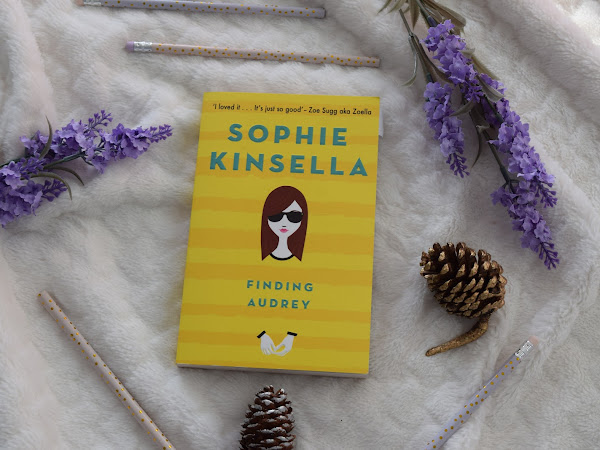 Book Review:Finding Audrey by Sophie Kinsella