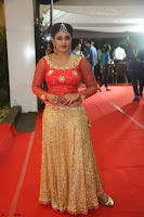 Iniya in Full Sleeves Ethnic Embroidery Blouse skirt at Mirchi Music Awards South 2017 ~  Exclusive Celebrities Galleries 004.JPG