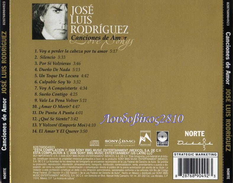 Youtube Musica Gratis Jose Luis Rodriguez El Puma
