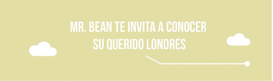 Mr. Bean, Londres