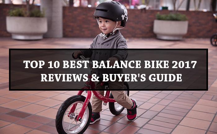 Best Balance Bike 2017