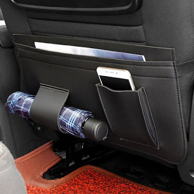 Back Seat Pocket Storage