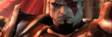 Cara Bermain PS 2 di Andrid 2019 God Of War 2
