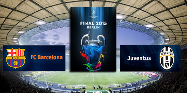 result Barcelona Vs Juventus Final Champions League 2015