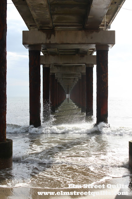 Pier in Duck, NC